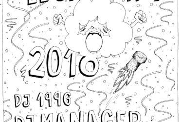 Festa de Cap d'Any: Ultra-Local Records Dj + Dj Manager + Dj 1996 BeGood