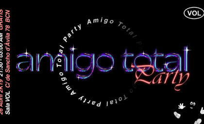 AMIGO TOTAL PARTY VOL