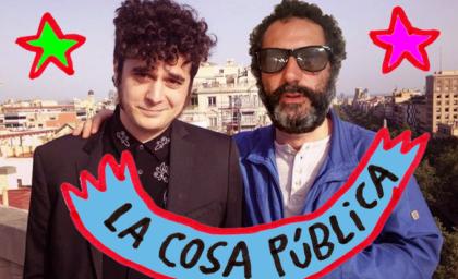 Festa Major: Instari Band + La Cosa PúblicaFabra i Coats