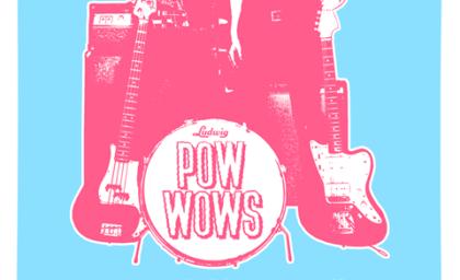 Pow Wows + Les Atxes + The Missing Leech
