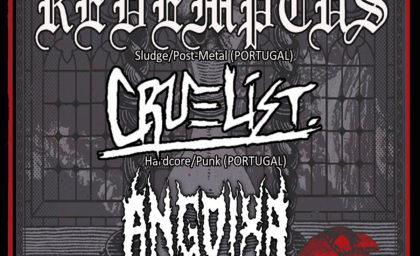 Redemptus + Cruelist + AngoixaBeGood
