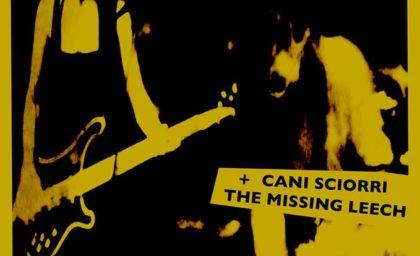 Distorted Pony + Cani Sciorri + The Missing LeechBeGood