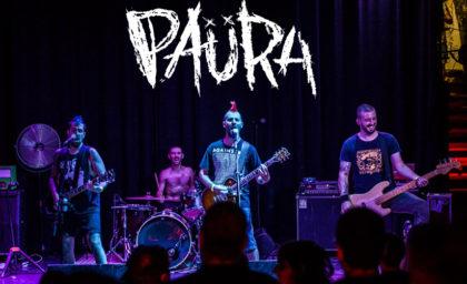 Punks Reunion 2018  Kubiak, Reyerta, Paüra, Thefox196 i Estúpido YoVOL